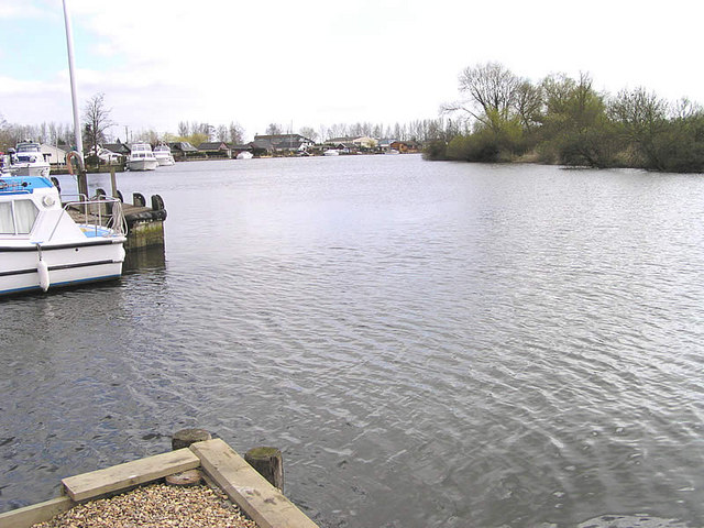 River Yare at Brundall