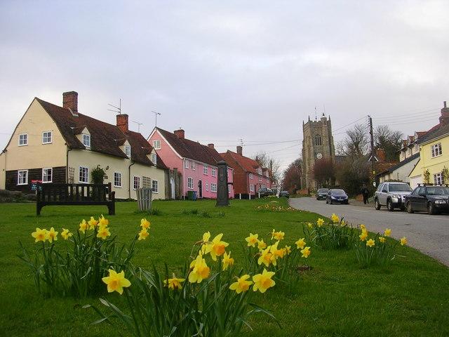 Monk's Eleigh, Suffolk