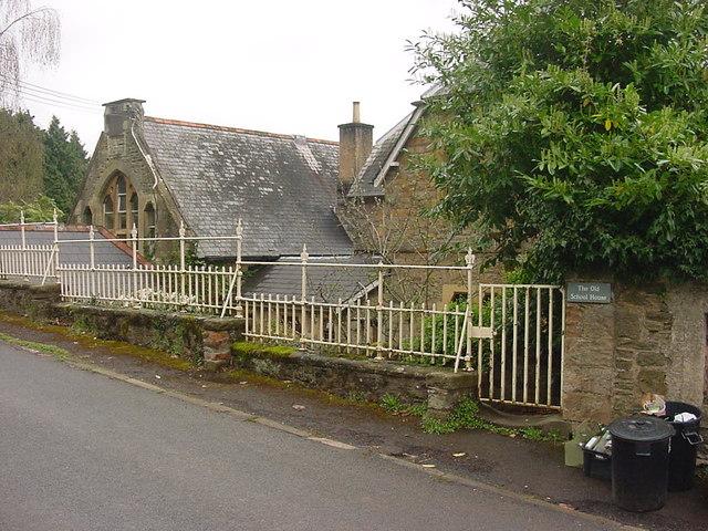 Old School Plump Hill