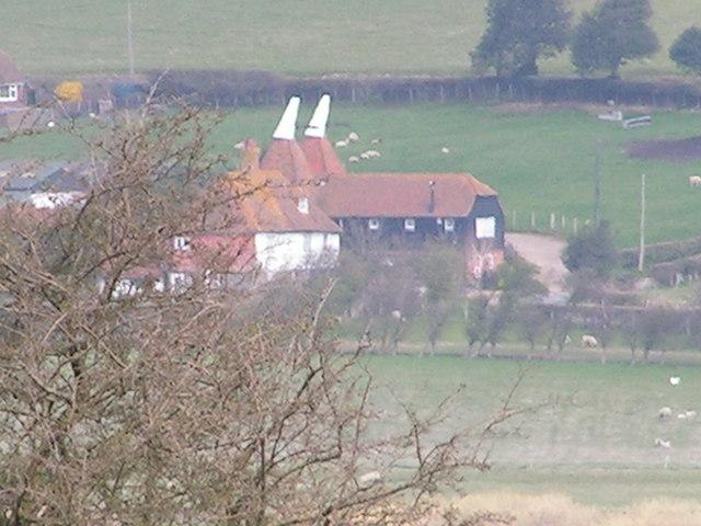 Lower Float Farm Oast house