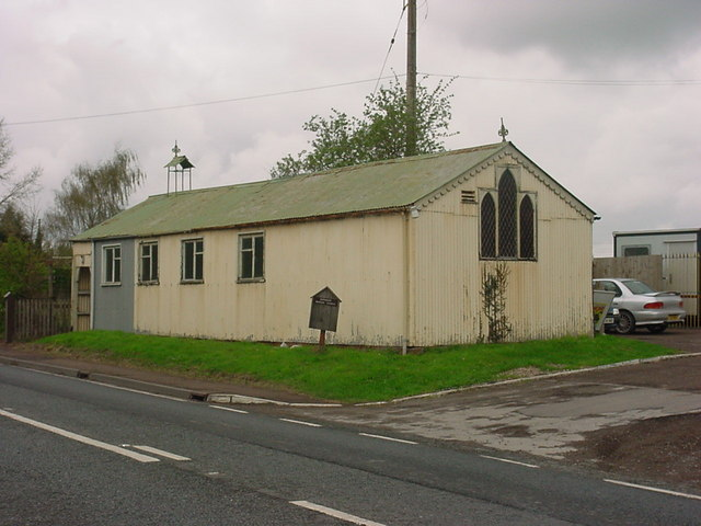 Birdwood Mission Church