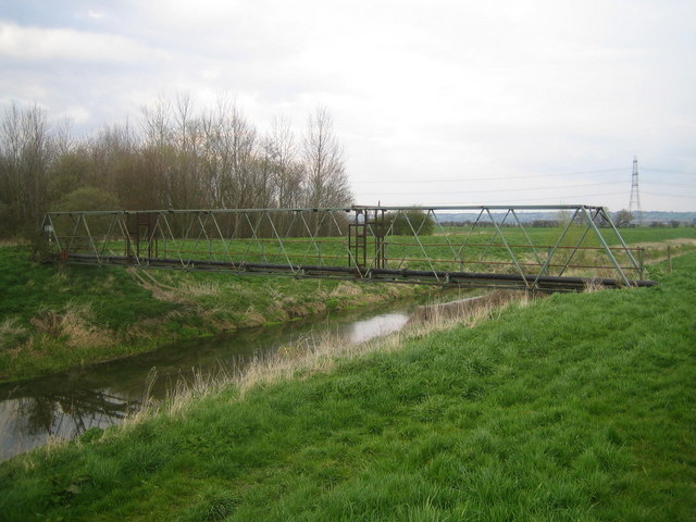 Unsafe Bridge Over Witham