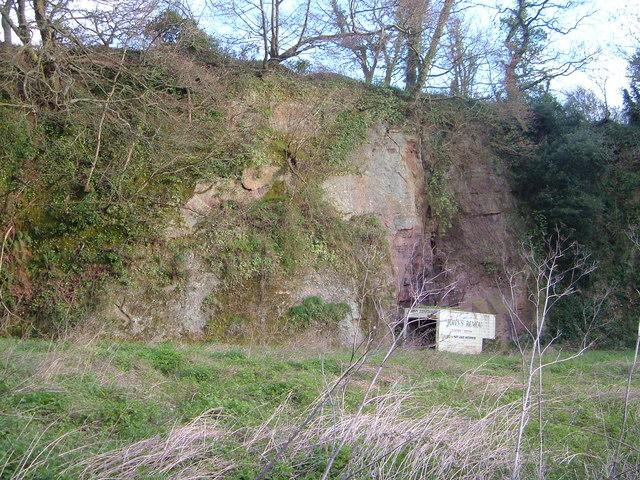 Quarry, Shillingford