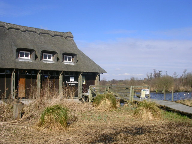 Broads Wildlife Centre, Ranworth Broad