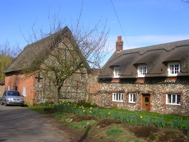 Thatched Cottages, Ranworth