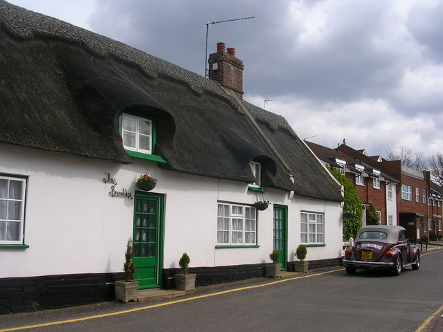 Thatched Cottages, Horning