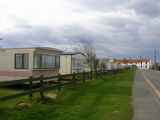 Caravan Site, California, Norfolk