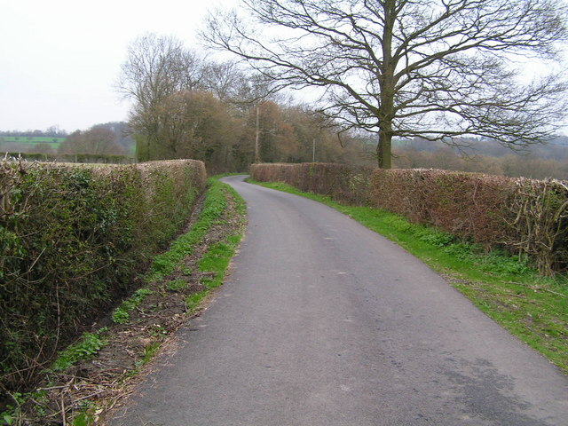 Sussex byway