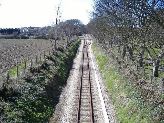 Railway, Castletown