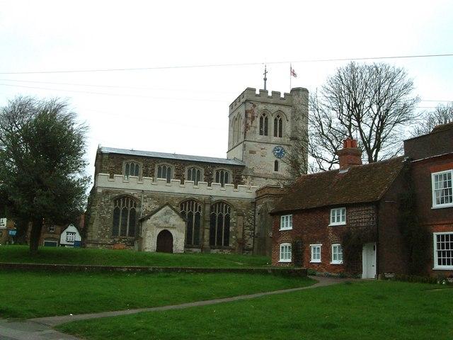 St. George of England, Toddington