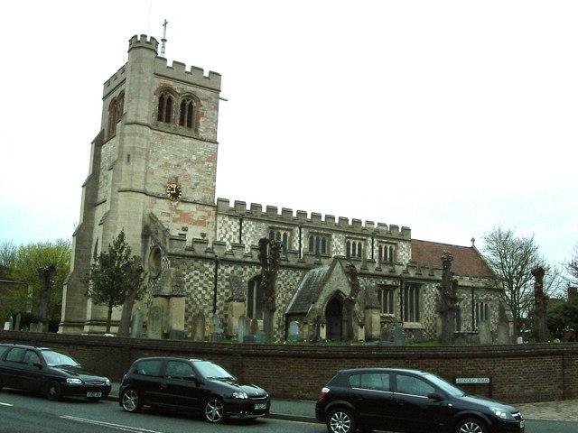 All Saints, Houghton Regis