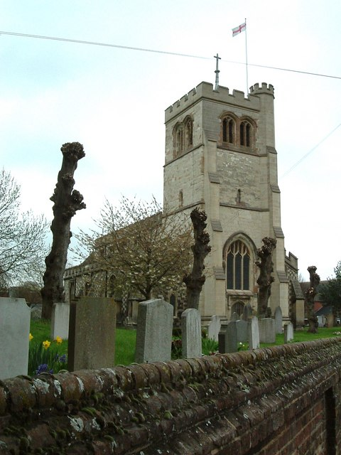 All Saints, Houghton Regis, The Tower