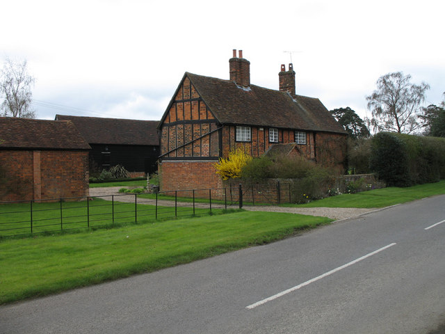 Chiltern Green Farmhouse