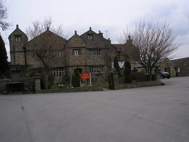 Stirk House, near Gisburn, Yorkshire