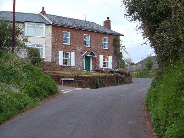 Cottage at Shillingford Abbot