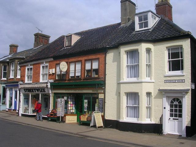 High Street, Southwold