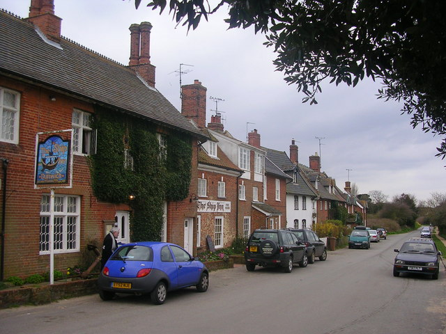 Dunwich, Suffolk
