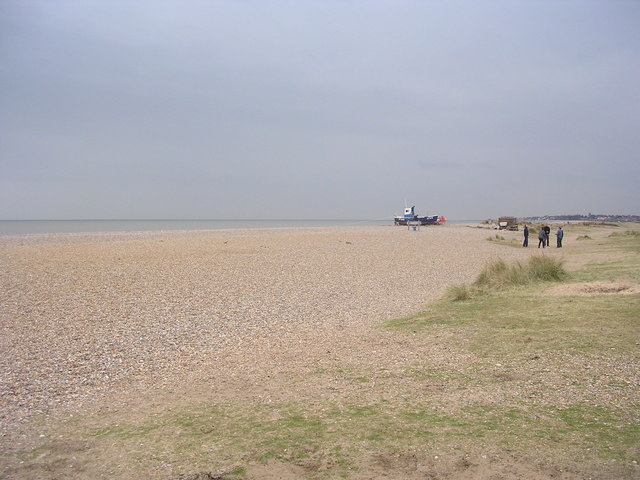 Beach at Thorpeness, Suffolk