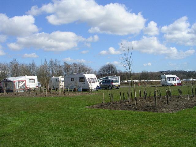 Grange Caravan Club Site - Durham