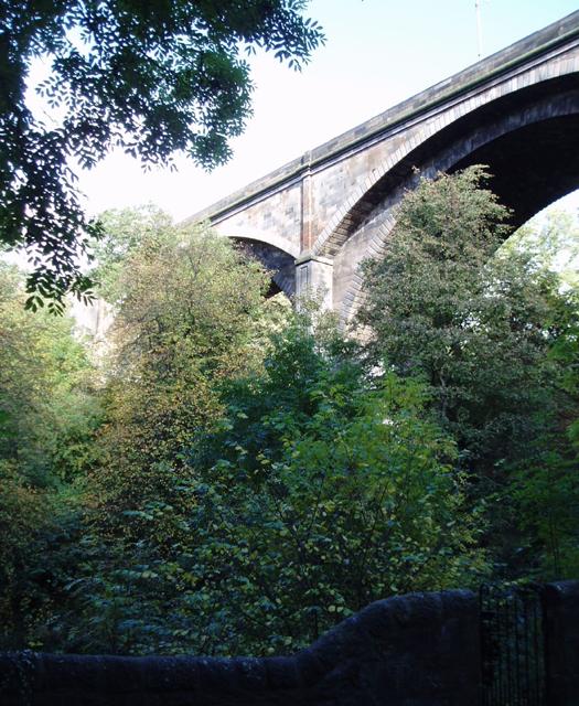 The Dean Bridge, Edinburgh