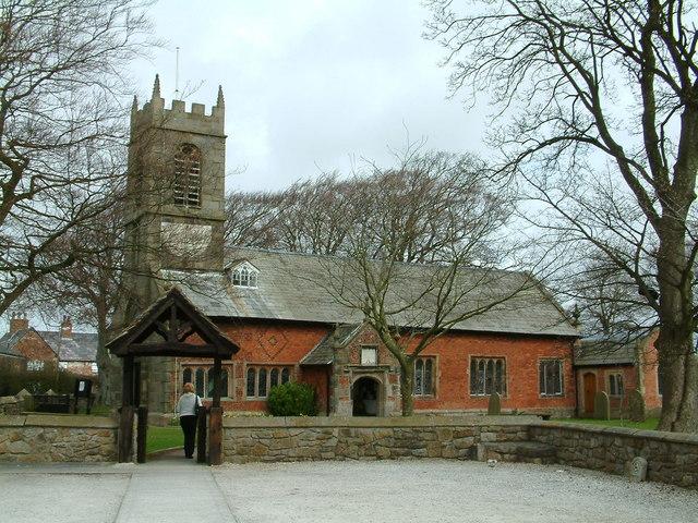 Hoole Parish Church