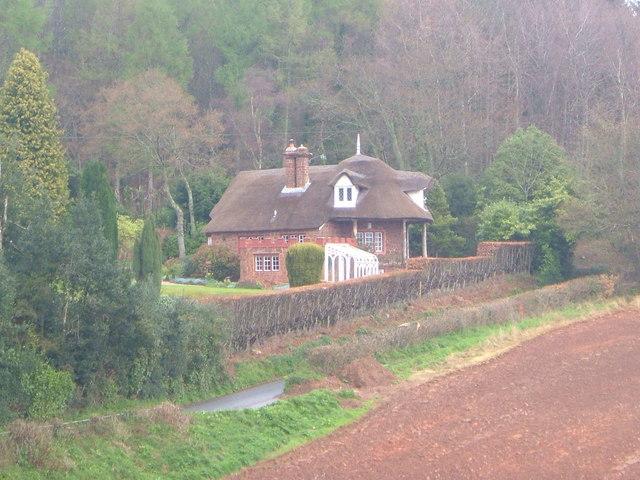 Forest Gate aka Arch Lodge