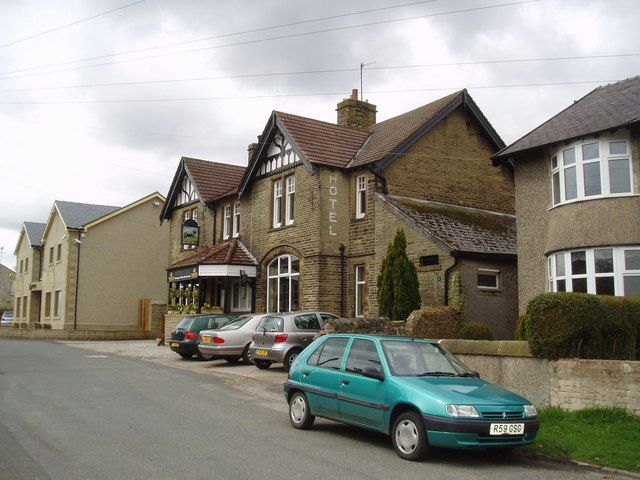 The Black Bull Hotel, Rimington