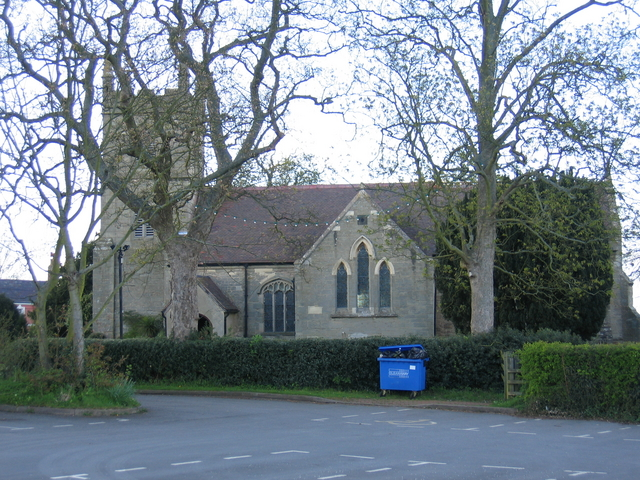 St Michael's Church, Budbrooke