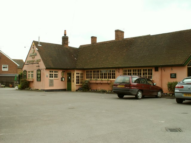 'The Western Arms' public house, Silver End, Essex