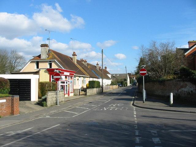 Green Lane Fordingbridge Hants