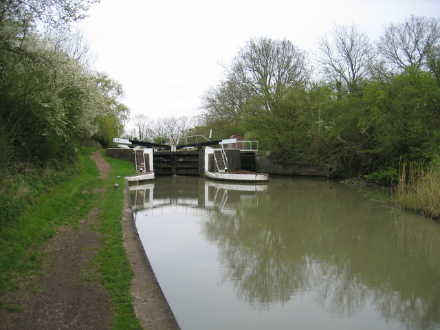 Grand Union Canal, Lock 19