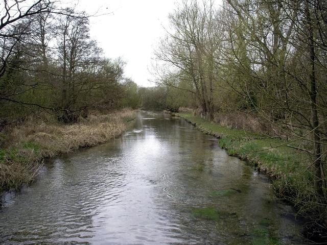 River Dever, Bransbury