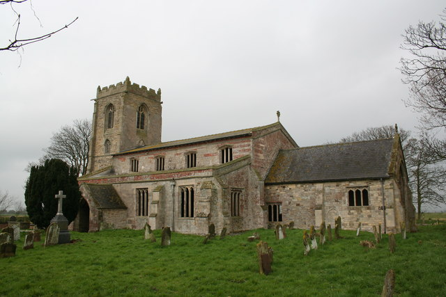 St.Botolph's church, Skidbrooke