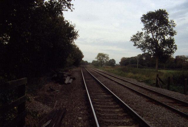 Railway at Tilley