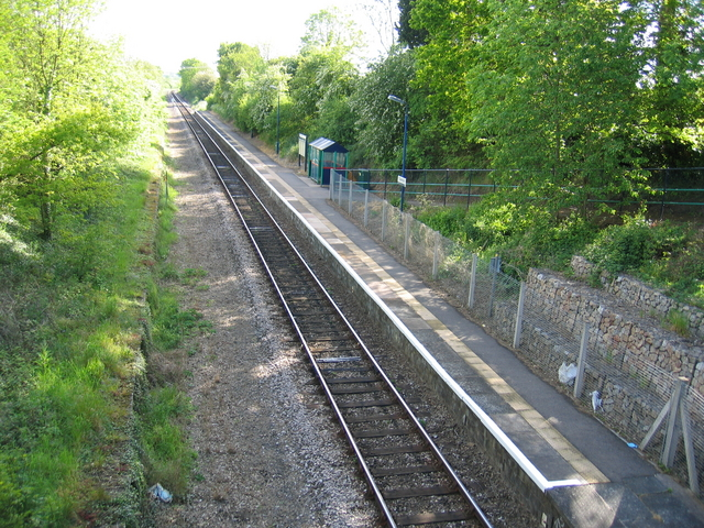 Claverdon Station