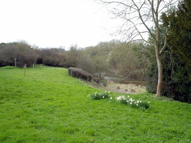 River Test at Britwell Priors