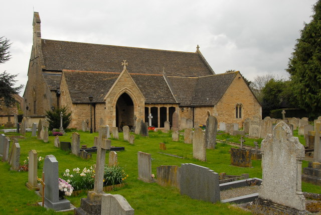 St Botolph's Church, Longthorpe, Peterborough