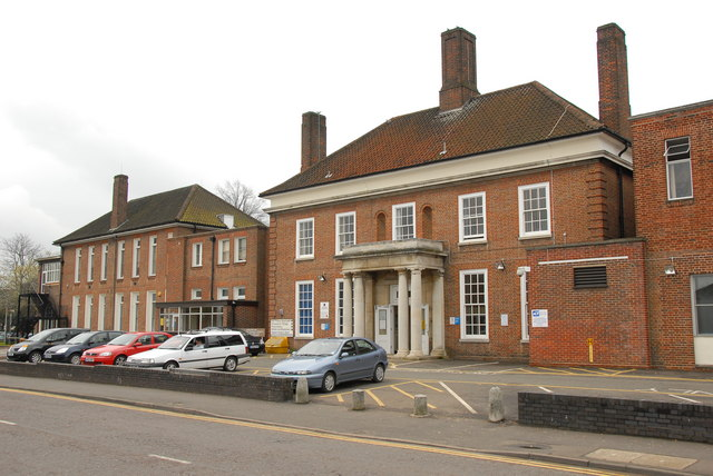 Memorial Hospital, Midland Road, Peterborough