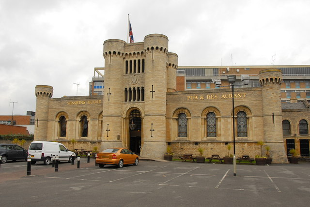 Sessions House, Thorpe Road, Peterborough