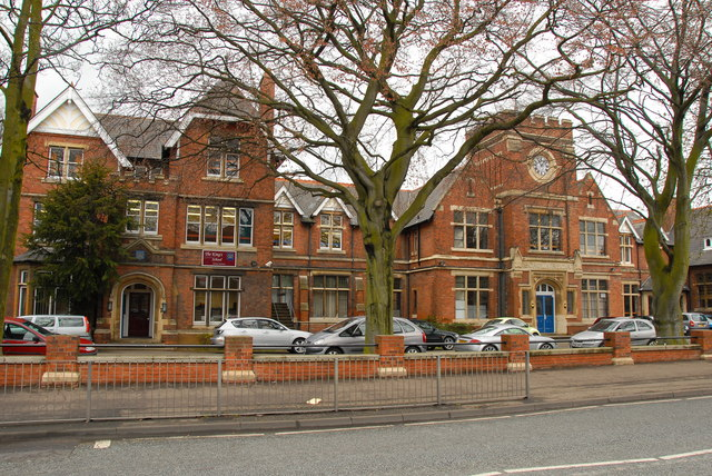 Kings School, Park Road, Peterborough