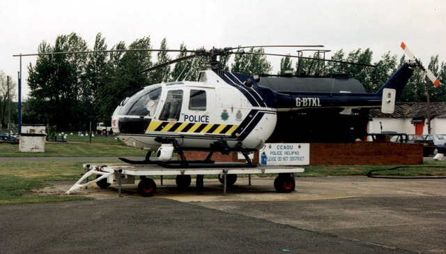 Aerial support unit