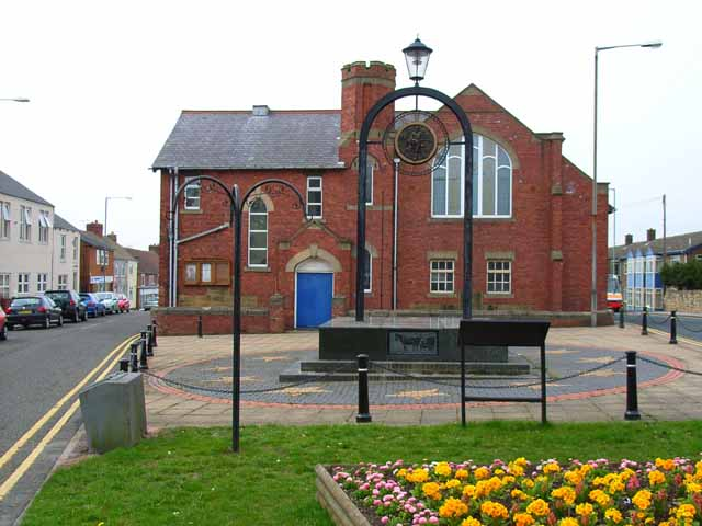 Beacon of Europe and Ferryhill Methodist Church