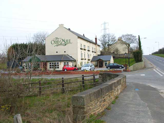 The Old Mill, Tursdale