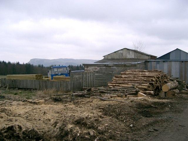 Glentry Sawmill