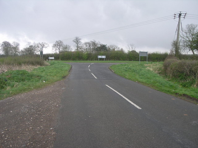 Road from Walesby