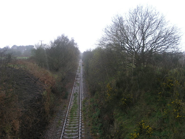 Abandoned Branch Line