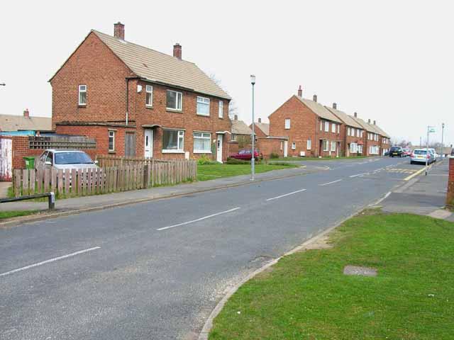 Lichfield Road, Cornforth