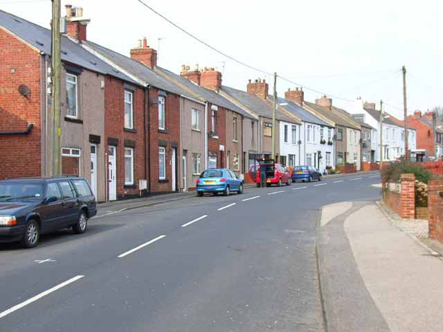 Cornforth Lane, Coxhoe