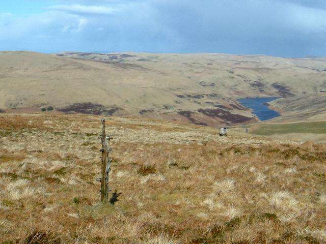 Burnfoot Hill summit