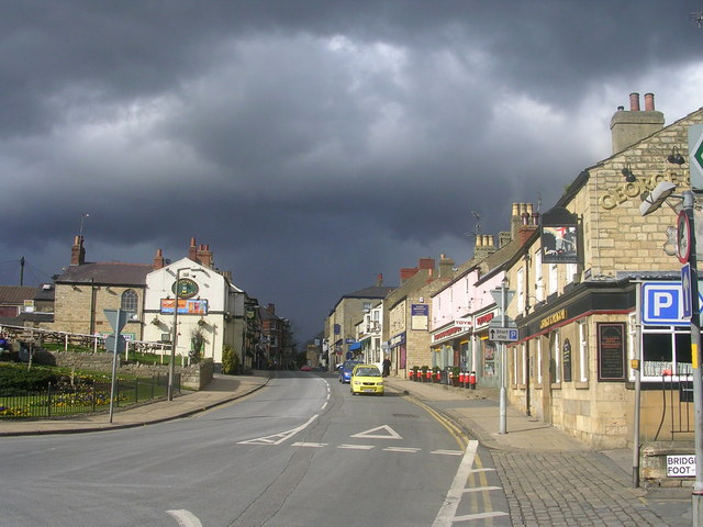 High Street, Wetherby